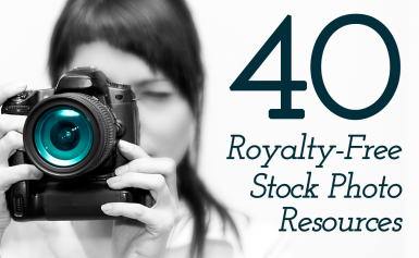How to find Royalty Free Images for my Blog Post?