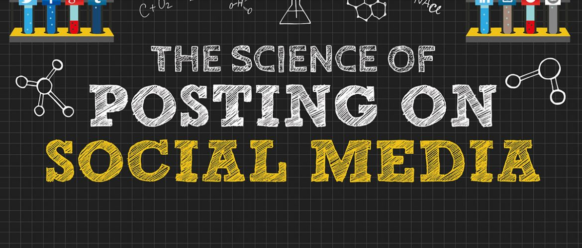 The Science of Posting on Social Media.