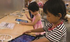 Trẻ em và những hệ quả trong thời đại Internet lên ngôi