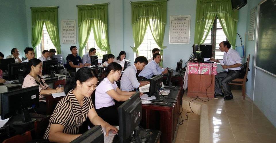 Quản lý trường học qua mạng: Xu hướng tất yếu của giáo dục đào tạo