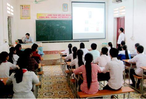 Internet và ứng dụng giáo dục môn Ngữ Văn