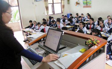 Khuyến khích giáo viên áp dụng internet trong giáo dục điện tử