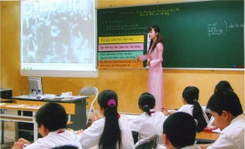 Một số giải pháp ứng dụng CNTT trong hoạt động dạy và học