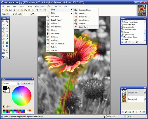 Những phần mềm đơn giản giúp chỉnh sửa ảnh trên máy tính