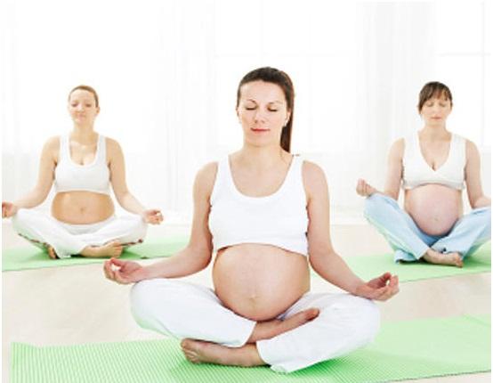Lợi ích của việc tập Yoga cho bà bầu