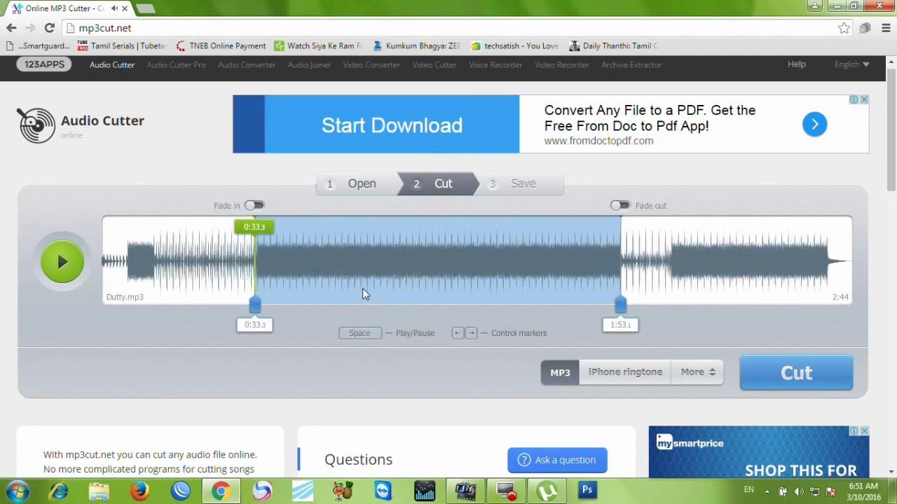 phần mềm cắt ghép nhạc chuyên nghiệp tiếng việt