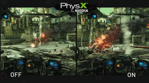 physX