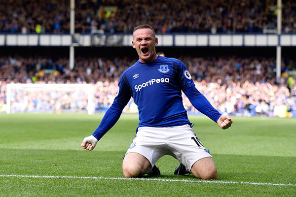 Tiểu sử Rooney –  Tiền đạo toàn diện nhất thế giới