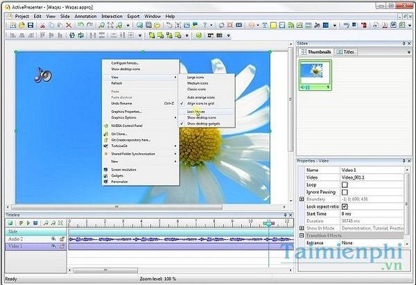 phần mềm biên tập video miễn phí