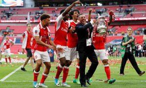 Đội hình huyền thoại Arsenal xuất sắc dưới thời Arsenal Wenger
