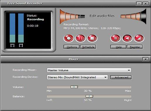 phần mềm ghi âm trên máy tính chuyên nghiệp