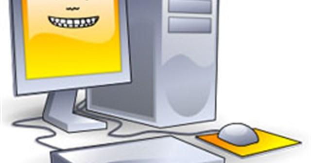 Máy tính mở không lên nguồn