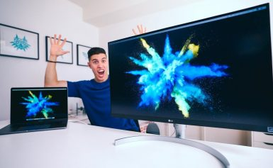 """Top 5 màn hình máy tính 4k được nhiều người """"săn lùng"""" hiện nay"""