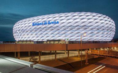 Tổng hợp các sân vận động nổi tiếng thế giới hiện nay