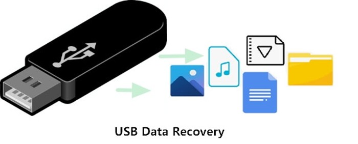Recovery Data USB