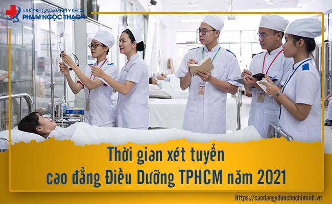 Thông tin tuyển sinh Cao đẳng Y Dược Sài Gòn năm 2021